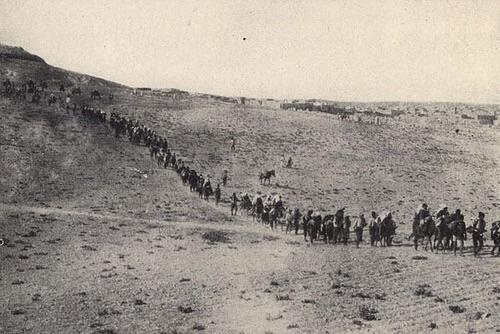 100 anni dal genocidio degli armeni