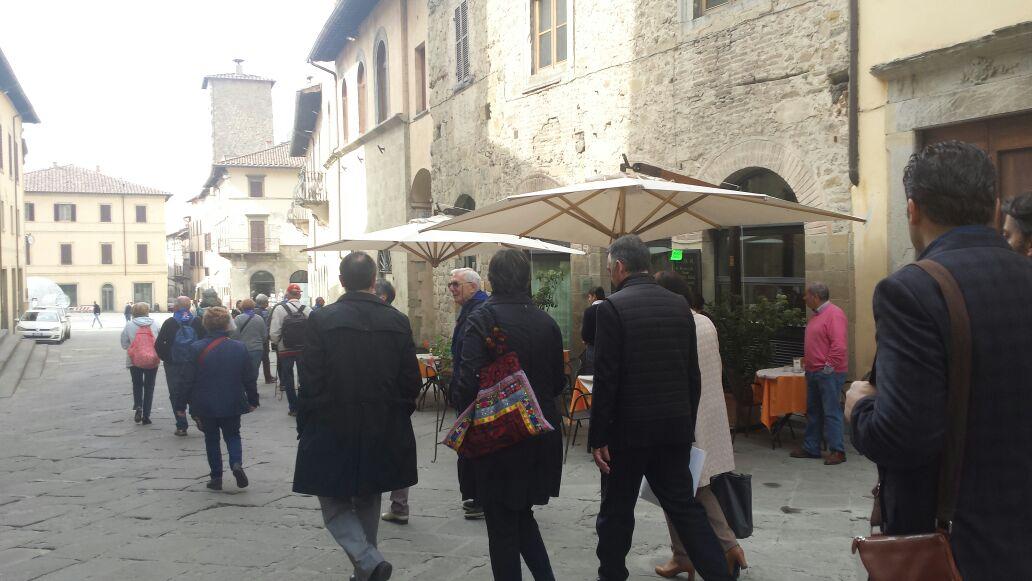 IL TOUR DI ENRICO ROSSI: IN VALTIBERINA