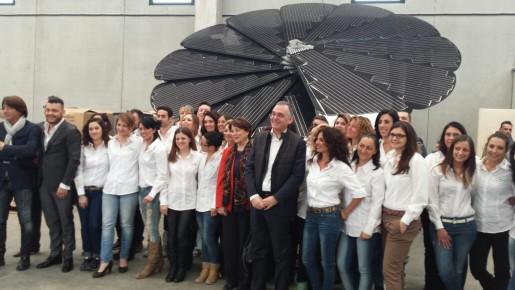 GIORNO 1 – impianti per l'energia rinnovabile a Fornacette di Pisa
