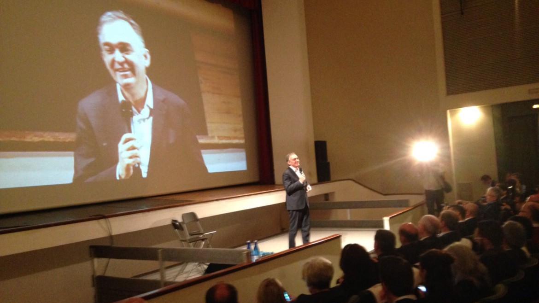 Il futuro della Toscana passa dalla costa: il discorso di Rossi al Teatro Solvay di Rosignano