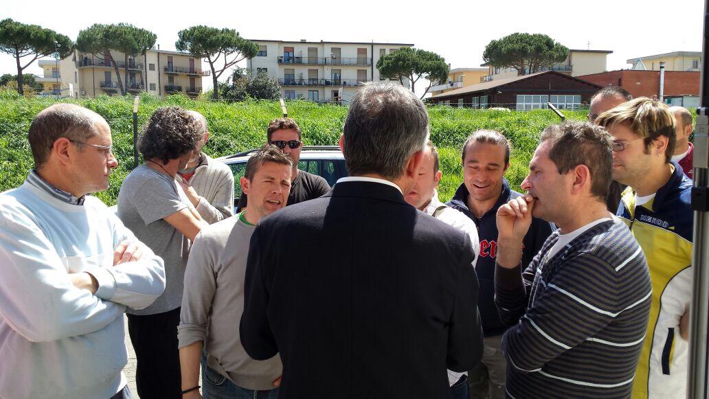 Giorno 9 – Castelfiorentino – Incontro con i lavorator