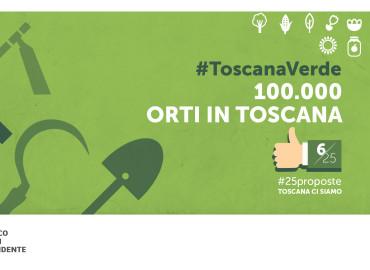 """#25proposte, Rossi: """"100.000 nuovi orti grazie alla Banca della Terra"""""""
