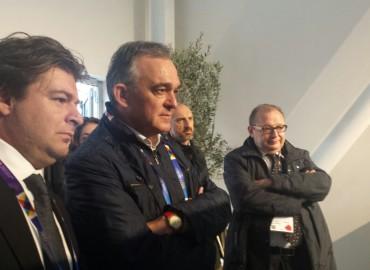IL TOUR DI ENRICO ROSSI: PRIMO MAGGIO A SESTO FIORENTINO E ALL'EXPO