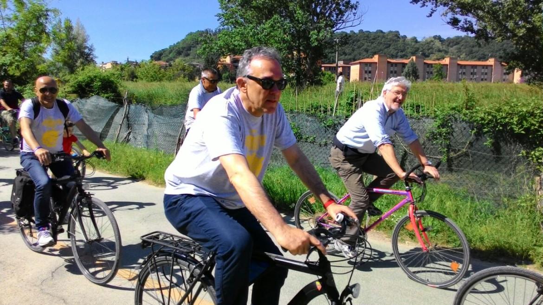 Giorno 27 – Poggibonsi – Bici in città