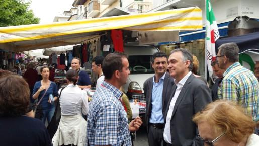 Giorno 31 – Viareggio – Al mercato