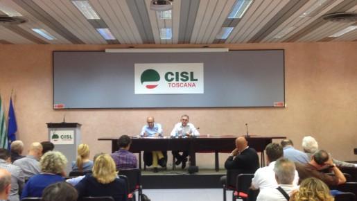 Giorno 35 – Firenze – Incontro con la CISL